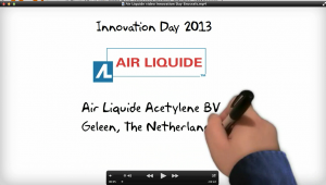 Creative engineering & animated videos Air Liquide by Coppig & Studio 3313 (The Netherlands)